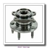 Toyana CX415R wheel bearings